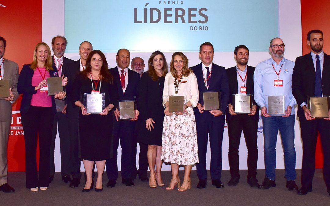 Prêmio Líderes do Rio 2018