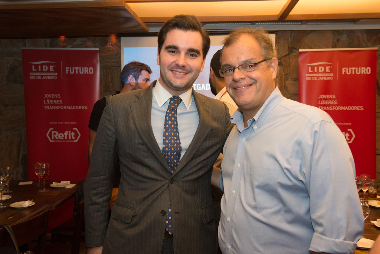 Felipe Leonidio e Marcelo Torres