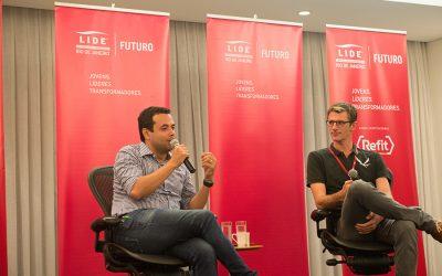 SHARE THE FUTURE LIDE RIO DE JANEIRO com Marcelo Sampaio