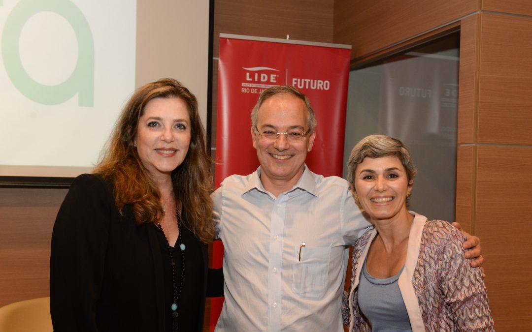 Mentoring LIDE FUTURO RJ com Romeu Domingues