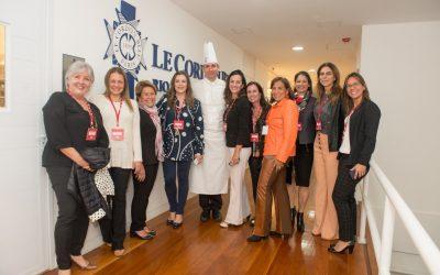 Experiência LIDE RIO DE JANEIRO e Le Cordon Bleu