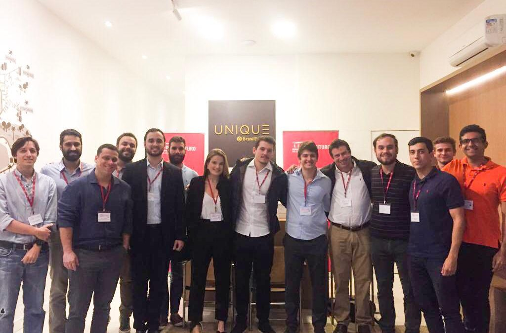 LIDE FUTURO RIO DE JANEIRO – Mentoring com Claudio Hermolin