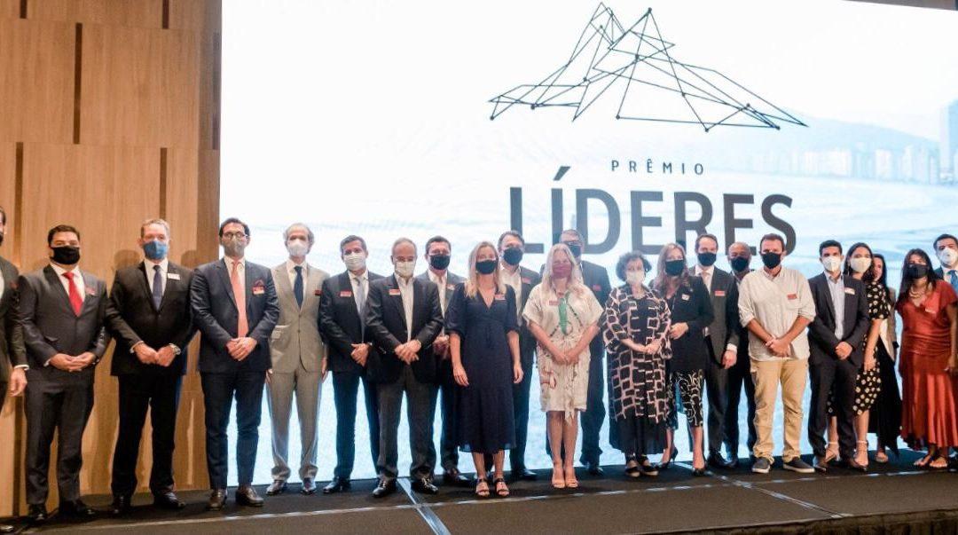 PRÊMIO LÍDERES DO RIO 2020 – SOLIDARIEDADE